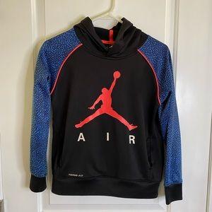 Nike Air Jordan Boys Hooded Sweatshirt